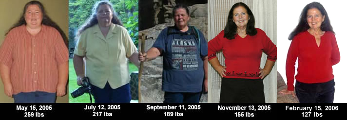 Best tool for weight loss Carlene used was personal accountability